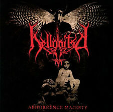 HELL UNITED Abhorrence Majesty CD