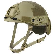 Replica Coyote Tan FAST Helmet, NEW, Airsoft, Skirmish