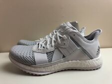 Adidas Pure Boost ZG Trainer Running Mens UK 8 EUR 42 White S76725