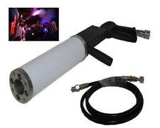 Jet led co2 gun Pro stage effect handheld night club bar dj equipment Fogger Cry