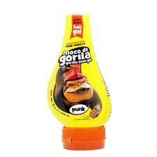 Moco de Gorila Gorilla Snot Gel Punk Yellow Squeeze Maximum Hold Travel Size 3oz