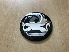 Vauxhall Griffin metal badge emblem 78mm domed. Astra MK3 GSI Phase 2