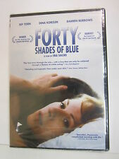 Forty Shades of Blue (DVD, 2006)- Dina Korzun, Rip Torn BRAND NEW FACTORY SEALED