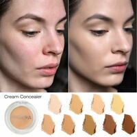 PHOERA Natural Mineral Whitening Facial Concealer Cover Pore Wrinkle Moisturizer