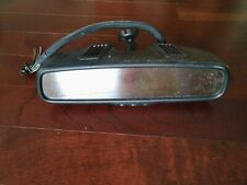 Dodge CARAVAN Chrysler Rear View Mirror Auto Dimming W/ connector 55157457AC