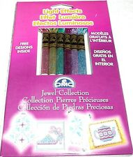 DMC Embroidery Floss Light Effects JEWEL COLLECTION 6 Skeins