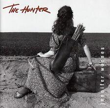 JENNIFER WARNES : THE HUNTER / CD - TOP-ZUSTAND