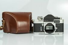 ALPA Reflex Model 6c camera body SLR 35mm chrome Swiss Camera 6 c