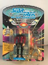 Star Trek Figure next generation Captain Picard figure star trek Generation 1993