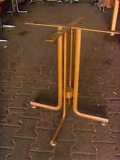 •Tischgestell Tischbein Tisch fuß  Untergestell  Chrom