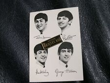 The Beatles Offical Fan Pin
