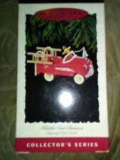 Hallmark Keepsake Ornament Kiddie Car Classics Murray Fire Truck 2nd series 1995