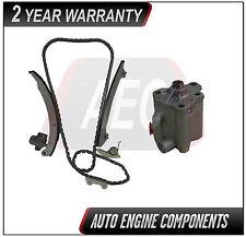 Timing Chain Kit + Oil Pump Set For Ford Ranger Mazda B2300 2.3L Duratec 01-12