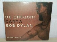 FRANCESCO DE GREGORI - CANTA BOB DYLAN - CD