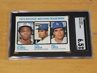 1973 Topps #609 Dave Lopes SGC 6.5 Newly Graded & Labelled