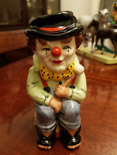 Royal Doulton The Clown D6935 Character / Toby Jug Limited Edition