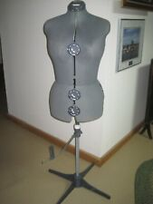 Adjustable Dress Form Gray (Local Pickup Only)
