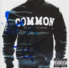 Common signed Universal Mind Control cd
