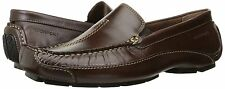 Rockport Men's Luxury Cruise Center Stitch Slip-On Driving Loafer US 10 D NIB