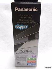 Panasonic TY-CC20W VIERA Skype Communication Camera From Japan F/S epacket