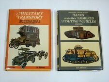 New ListingTanks and other Armored Fighting Vehicles 1900 - 1918 & Military Transport Ww 1