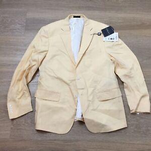 mens lauren ralph lauren suit jacket coat Lassiter 100% linen all sizes