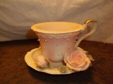 Candle holder soft satin cup