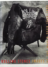 THE ROLLING STONES : IMAGES OF THE ' STEEL WHEELS '  WORLD TOUR 1989 - 1990   dl