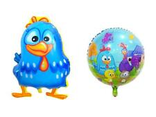Foil Balloon Set 2 x Galinha Pintadinha Helium Balloon Kid's Birthday