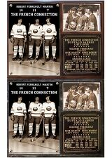 The French Connection Buffalo Sabres Legends Photo Plaque