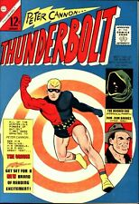 Thunderbolt #1 Silver Age Charlton 8.0
