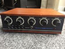 PRINZSOUND SA-800 VINTAGE STEREO WOODEN AMPLIFIER JAPAN 1970s amp