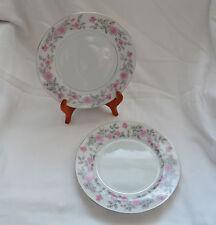 """Set of 2 Beautiful Vintage HARMONY HOUSE 7.5"""" Bread Salad Dessert Plates"""