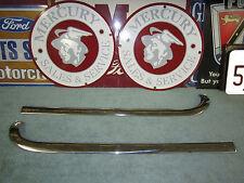 1955 1956 Mercury Montclair Convertible Quarter Color Divider SST (L&R)