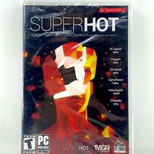 SUPERHOT ( DVD-ROM): PC [Brand New]