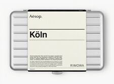 Rimowa Aesop Travel Kit - Rare And Collector - NEW