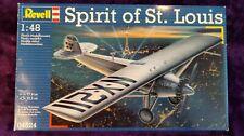 REVELL 1:48 SPIRIT OF ST LOUIS Lindberg Model Aircraft Kit 04524 *SEALED IN BAG*