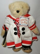 NORTH AMERICAN BEAR COMPANY - MUFFY VANDERBEAR - ALL PAWS ON DECK - WITH TAG