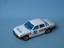Matchbox Jaguar XJ6 Police Car without Roof Lights UB Rare