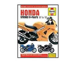 Manualshandbooks honda motorcycle manuals literature ebay honda vfr800 1997 2001 haynes workshop service manual fandeluxe Images