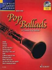 Pop Ballads: Schott Clarinet Lounge by Schott (Mixed media product, 2015)