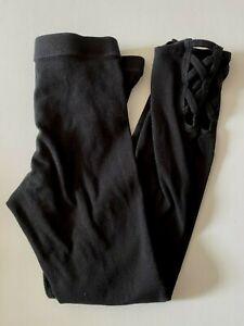 Girls Old Navy Lattice Hem Leggings Size S (6-7)