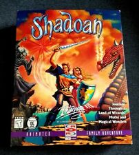 Kingdom II Shadoan Interplay Productions (1996) PC Windows DOS 95 Retail Big Box