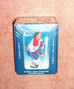 NHL : Ultimate Sportscards Future Sensations 90 Card Set - New and Sealed