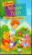 Winnie the Pooh. Il giorno del non-Valentino (1995) VHS Disney VS 4774