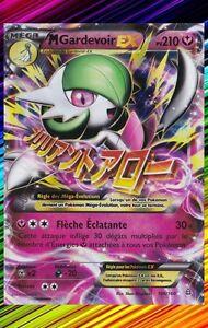 M Gardevoir EX - XY05:Primo Choc - 106/160 - Carte Pokemon Neuve Française