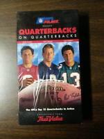 Quarterbacks on Quarterbacks - NFL Films - 1995 - VHS Tape
