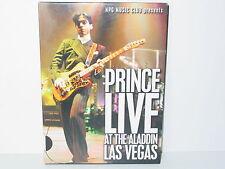 "*****DVD-PRINCE""LIVE AT THE ALADDIN LAS VEGAS""-2003 NPG Records*****"