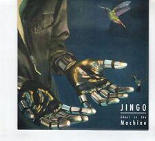 (HD767) Jingo, Ghost In The Machine - DJ CD