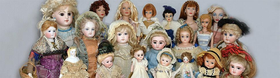 Denise Van Patten Dolls